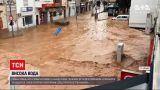 Новости мира: в Испании затопило провинции Эстремадура и Андалусия