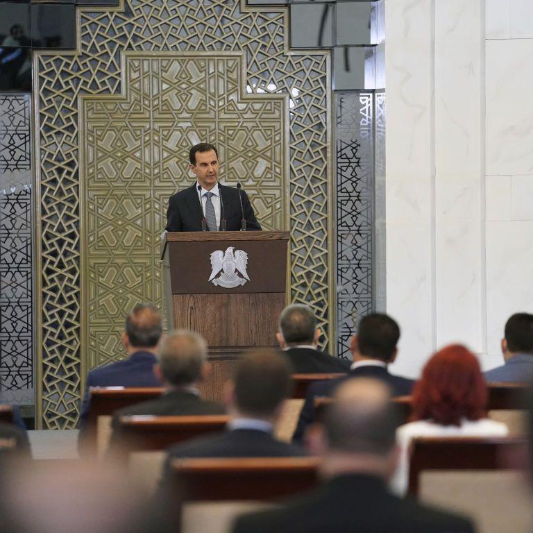 Диктатор на четвертий строк: у Сирії тривають президентські вибори у підконтрольних Асаду районах
