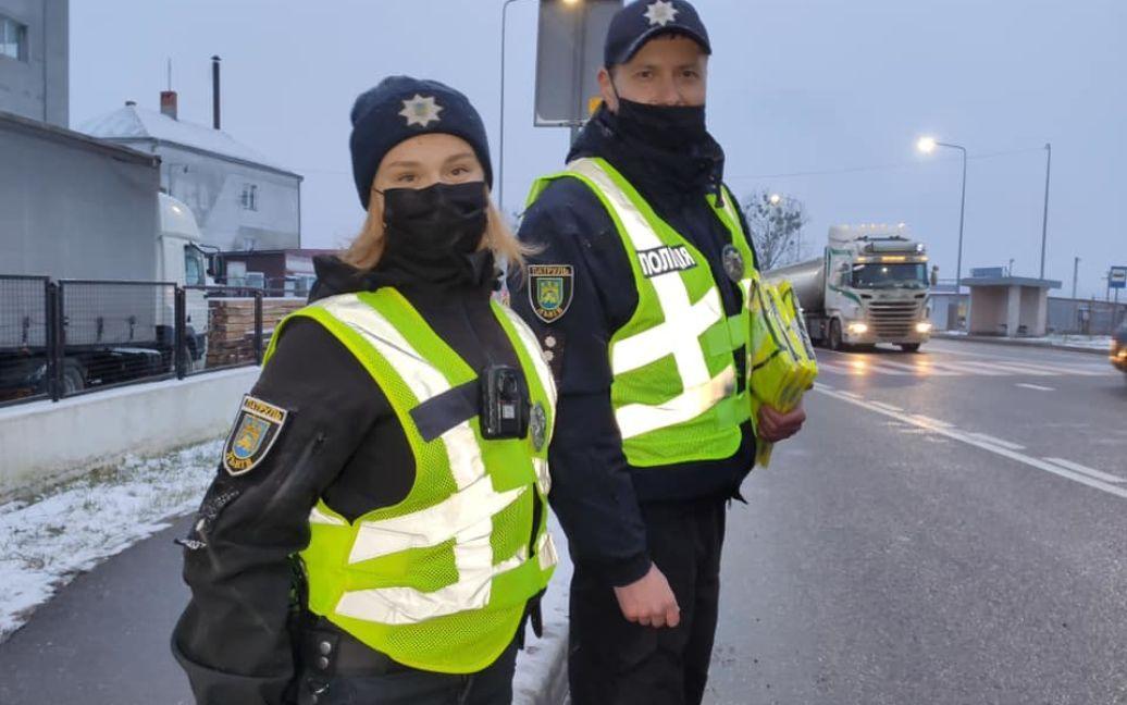 © Facebook/Патрульна поліція України