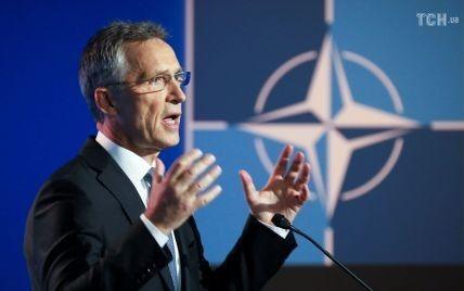 Генсек НАТО рассказал о сроках вступления в Альянс новых членов