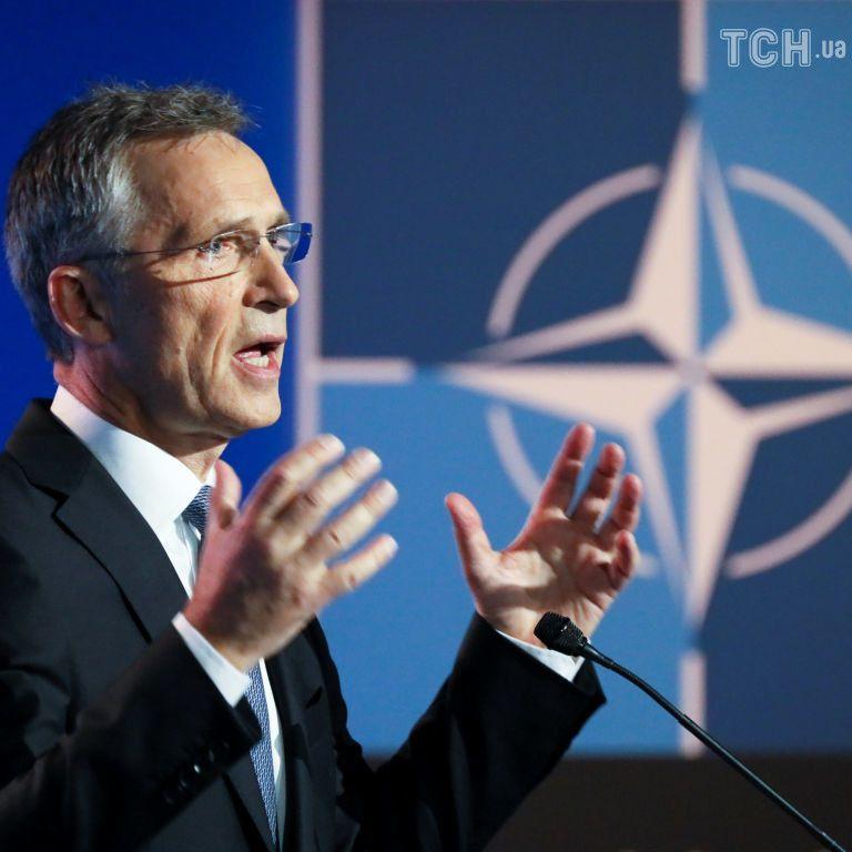 Генсек НАТО розповів про терміни вступу до Альянсу нових членів