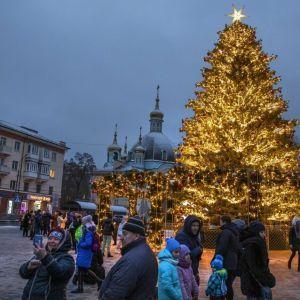 3,5 млн за елку: жители каких городов заплатили найбольше за празднование Нового года