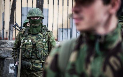 Росія зосередила на кордоні з Україною близько 18 тис. військових та техніку