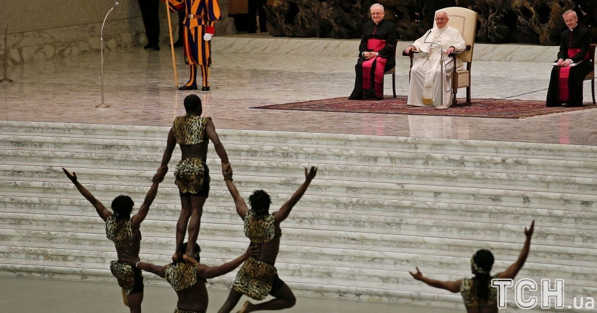 POPE-GENERAL AUDIENCE / © Reuters