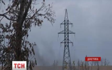 Боевики открыли огонь из запрещенных 120-мм минометов возле Авдеевки