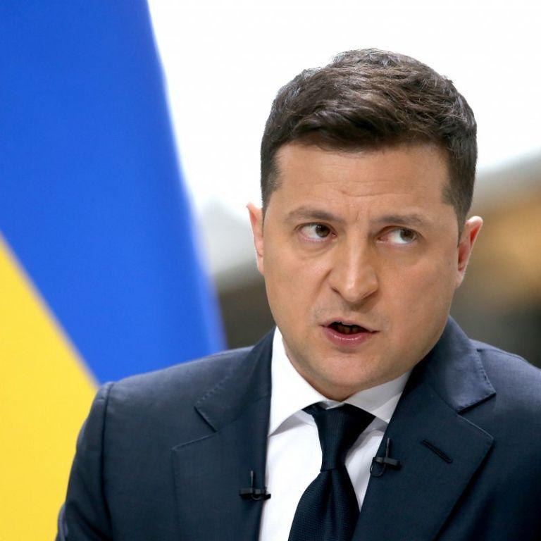 """""""Нет смысла смотреть в бинокль"""": Зеленский призвал немедленно решить вопрос со вступлением Украины в НАТО"""