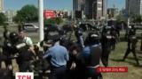 Одного из задержанных во время Марша равенства на два месяца оставят под стражей