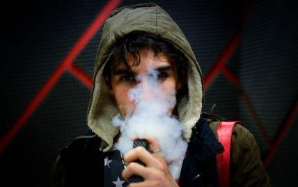 Українські нардепи вирішили заборонити продаж електронних цигарок підліткам, але залишили прогалину - експерт