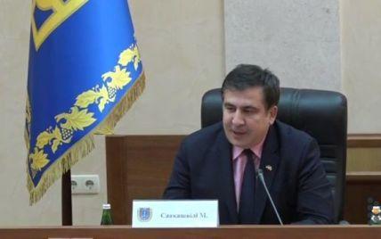 Поднявшийся на гребне Революции роз. Биография нового главы Одесчины Саакашвили