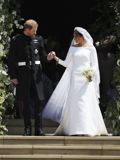 Весілля Меган і Гаррі / © Associated Press