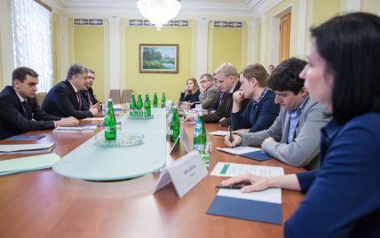 Порошенко предложил создать рабочую группу по изменениям к закону о е-декларировании