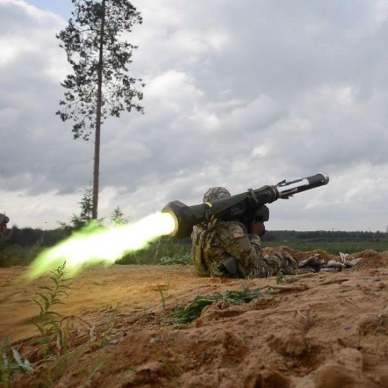 Україна отримає від США другу партію комплексів Javelin - Міноборони