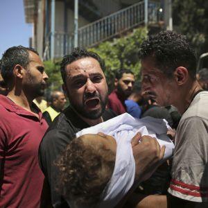 Ізраїль відновив обстріл Сектора Гази: що відомо