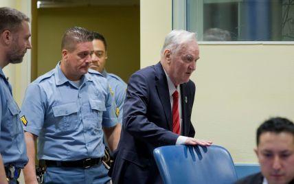 """""""Он убил наших детей"""". В Гааге осужден Ратко Младича за массовые убийства"""
