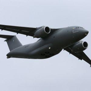 На параді до Дня Незалежності покажуть новий транспортний літак Ан-178 - ЗМІ