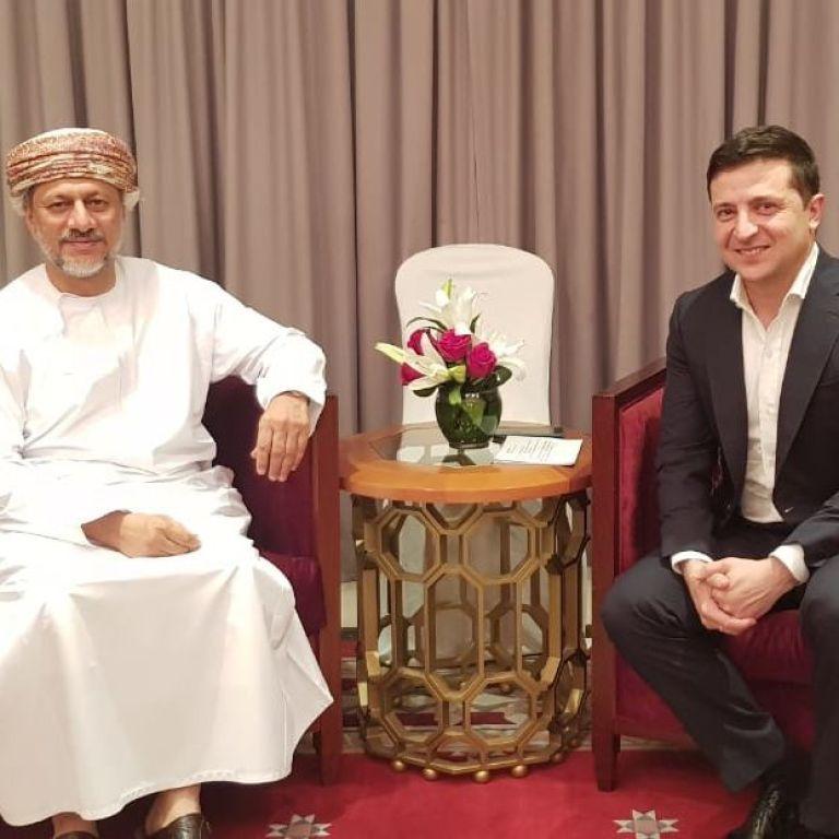 Гончаренко рассказал, кто оплатил визит Зеленского в Оман