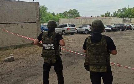 В Луганской области заминировали авто сотрудника СБУ