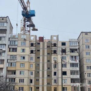 В Киеве разбирают разрушенную взрывом многоэтажку на Позняках: появились фото и видео