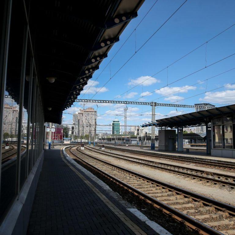 У Мінінфраструктури повідомили, що залізниця запрацює раніше, ніж планувалося