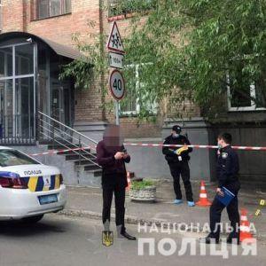 Конфлікт між бізнес-партнерами: поліція оприлюднила подробиці стрілянини на Печерську у Києві