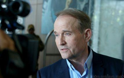 Введенные санкции в отношении Медведчука действуют в полном объеме, сеть АЗС он не продавал — секретарь СНБО