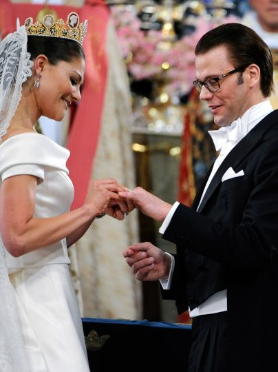 Кронпринцесса Виктория и принц Даниэль / © Getty Images