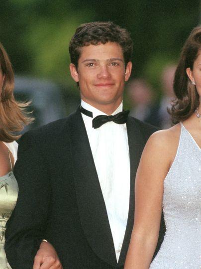 Принцесса Мадлен, принц Карл Филипп и кронпринцесса Виктория / © Getty Images