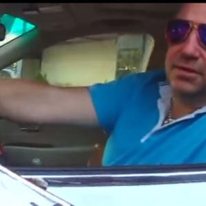 У Мережі з'явилося відео перепалки нардепа Мельничука з поліцейськими