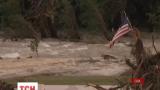 Юг Соединенных Штатов заливает наводнения