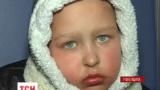 Родина з Рівного хоче врятувати восьмирічного сина