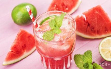 Рецепт арбузного лимонада