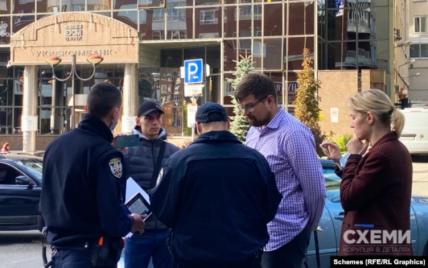 Нападение на журналистов в Киеве: дознаватели начали уголовное производство