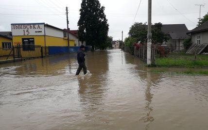 Велика вода в Україні: у ДСНС попередили про загрозу нових затоплень