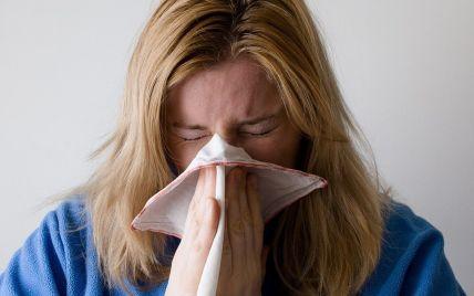 У Києві спостерігається зростання кількості хворих на грип та ГРВІ