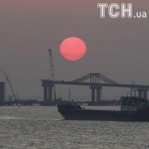 Для строительства Керченского моста используют токсичный песок с ядовитым мышьяком