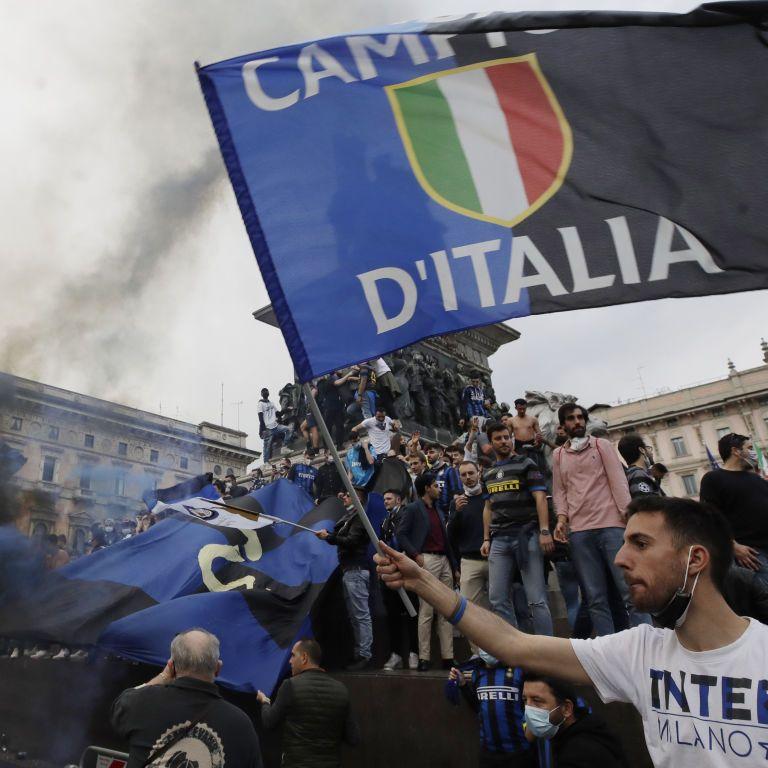 Серия А онлайн: результаты матчей 37-го тура Чемпионата Италии по футболу