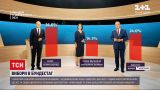 Новости мира: в Германии состоялись парламентские выборы - лидируют блок ХДС-ХСС и социал-демократы