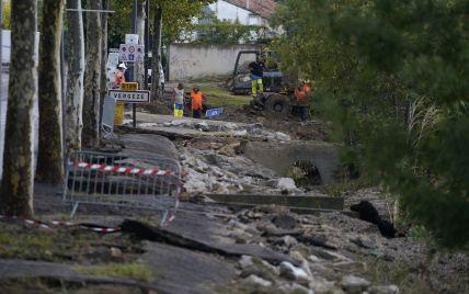 Наводнение на юге Франции унесло жизни уже семи человек