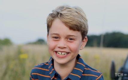 Улюблена страва майбутнього короля: що обожнює їсти принц Джордж — старший син Кейт Міддлтон і принца Вільяма