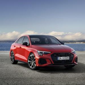 Audi официально представила седан и хэтчбек А3: фото и стоимость