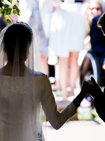 Весілля Меган і Гаррі - 19 травня 2018 року в Каплиці святого Георгія у Віндзорі / © Associated Press