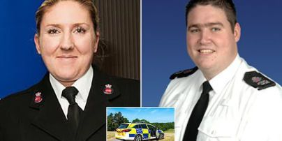 Полицейские игнорировали вызов на кражу, потому что занимались любовью в служебном авто
