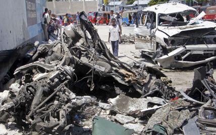У столиці Сомалі терорист-смертник підірвав себе: є загиблі