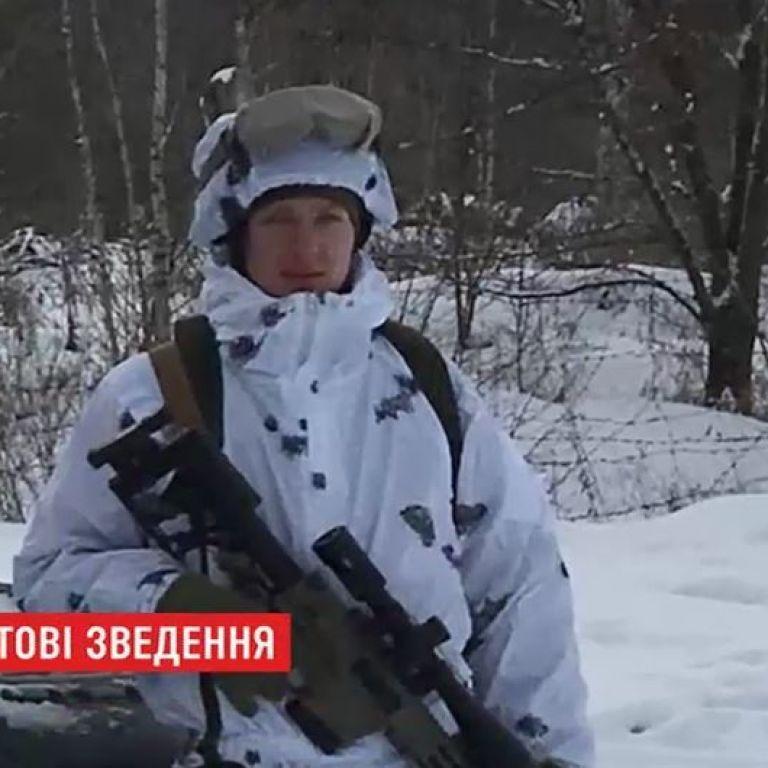 В зоні ООС на розтяжці підірвався 28-річний снайпер