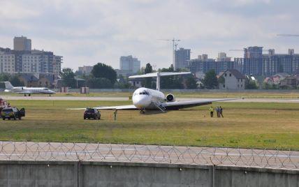 """Аэропорт """"Киев"""" обвинил НАБУ в инциденте с самолетом Bravo"""