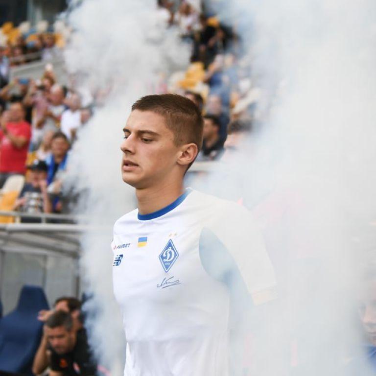 """Київське """"Динамо"""" уклало нові контракти з двома лідерами команди до 2025 року"""