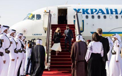 Президент уже в Катарі: Милованов розповів деталі візиту