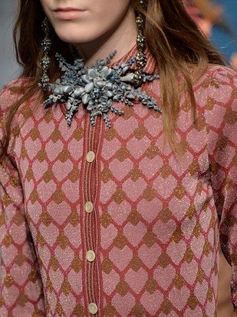 Gucci  коллекция прет-а-порте осень-зима 2015-2016 / © Getty Images