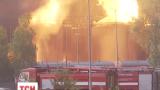 В милиции рассматривают три версии взрыва на нефтебазе