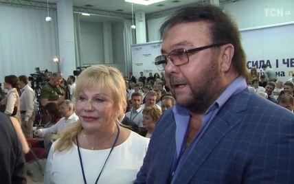 Билоножко решили пойти в политику. В Раду будут баллотироваться по спискам Смешко
